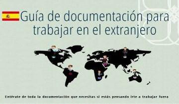 Guía de documentación para trabajar en el extranjero
