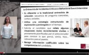 ENTREVISTA POR INCIDENTES CRÍTICOS