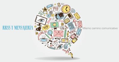 enyd redes sociales y mensajería instantánea