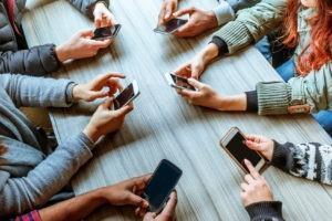 reclutamiento en las redes sociales