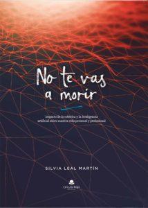 El nuevo libro de robótica de Silvia Leal