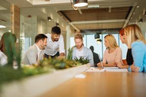 los espacios de trabajo también promueven la productividad