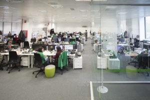 Oficinas de Groupon