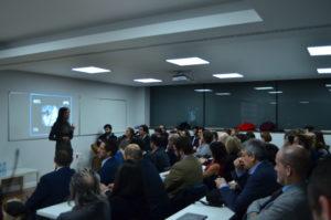 Presentación del nuevo libro de Silvia Leal