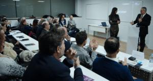 Presentación del libro de Silvia Leal