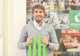 Marcos Alves, CEO de El Tenedor