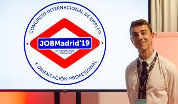 JOBMadrid Sergio Edú Valsania profesor de ENyD