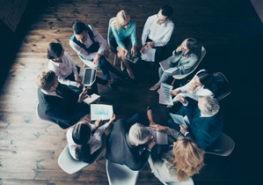 estructuras organizacionales de las empresas