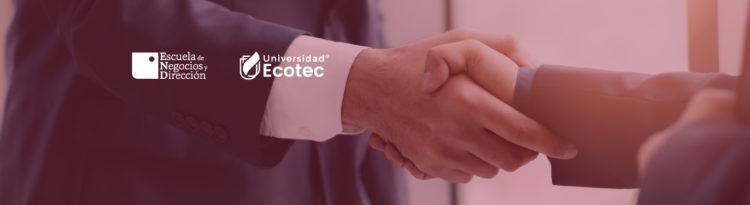 Alianza entre ecotec y ENyD