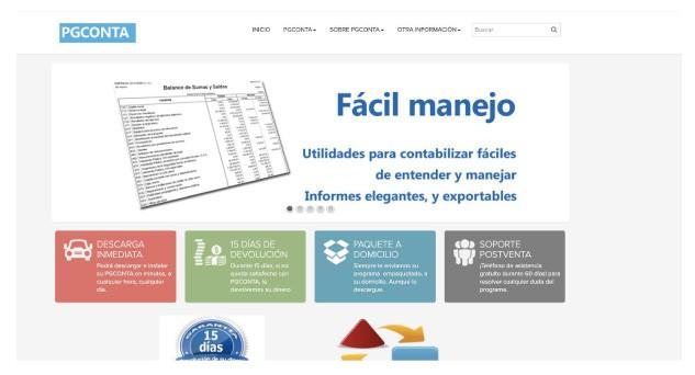 programas de contabilidad