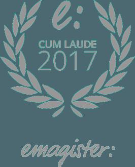 CUM LAUDE 2017 - emagister