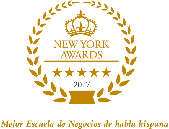 NEW YORK ADWARDS 2017 - Mejor Escuela de Negocios de habla hispana
