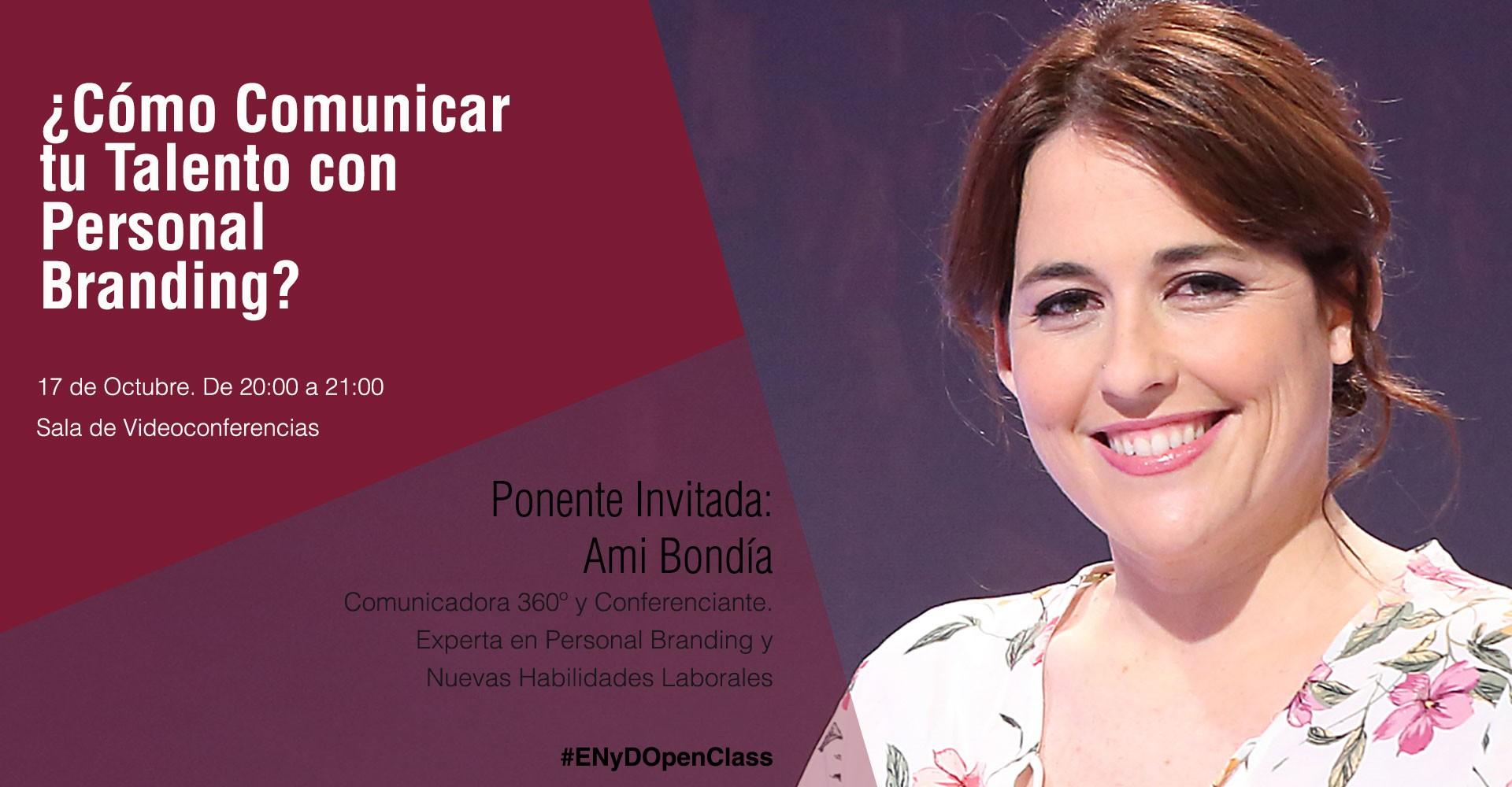 OpenClass de Ami Bondia