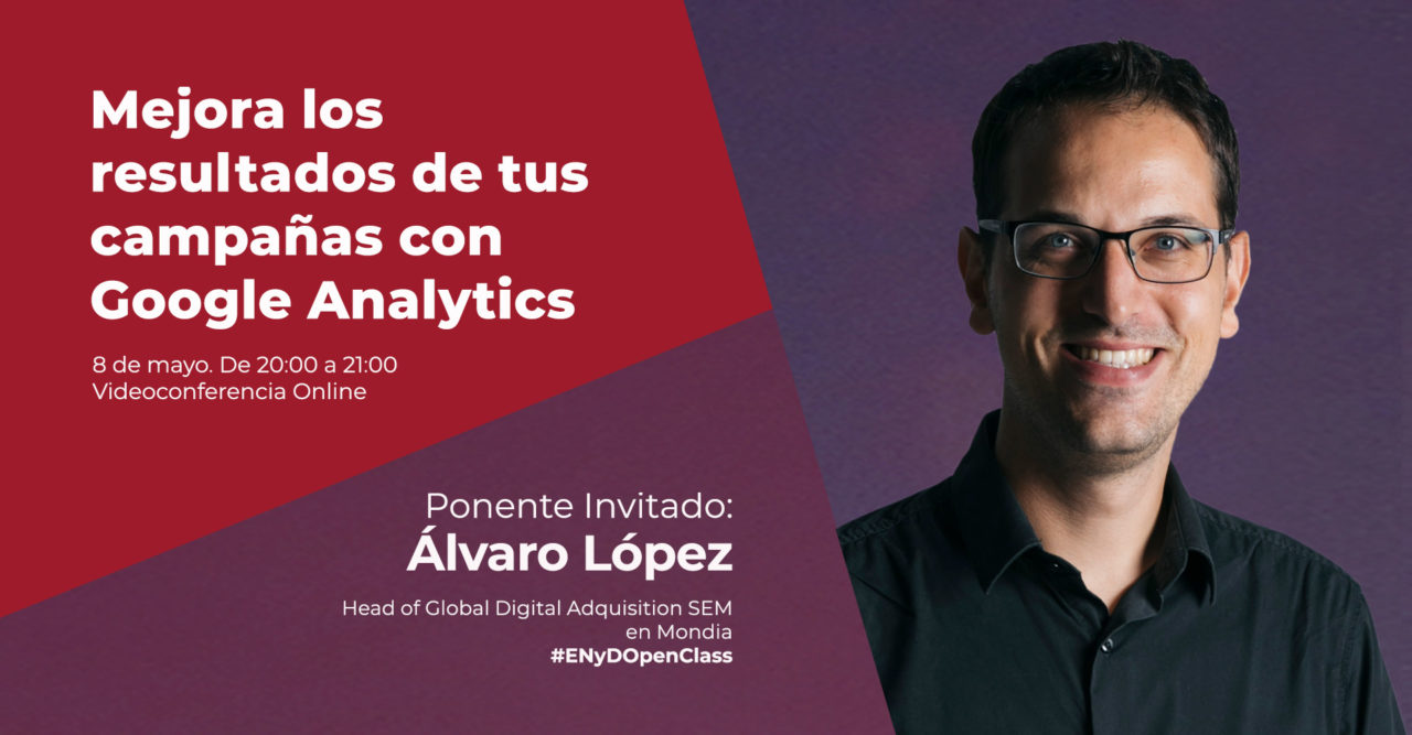 alvaro-lopez-OPENCLASS sobre Google Analytics