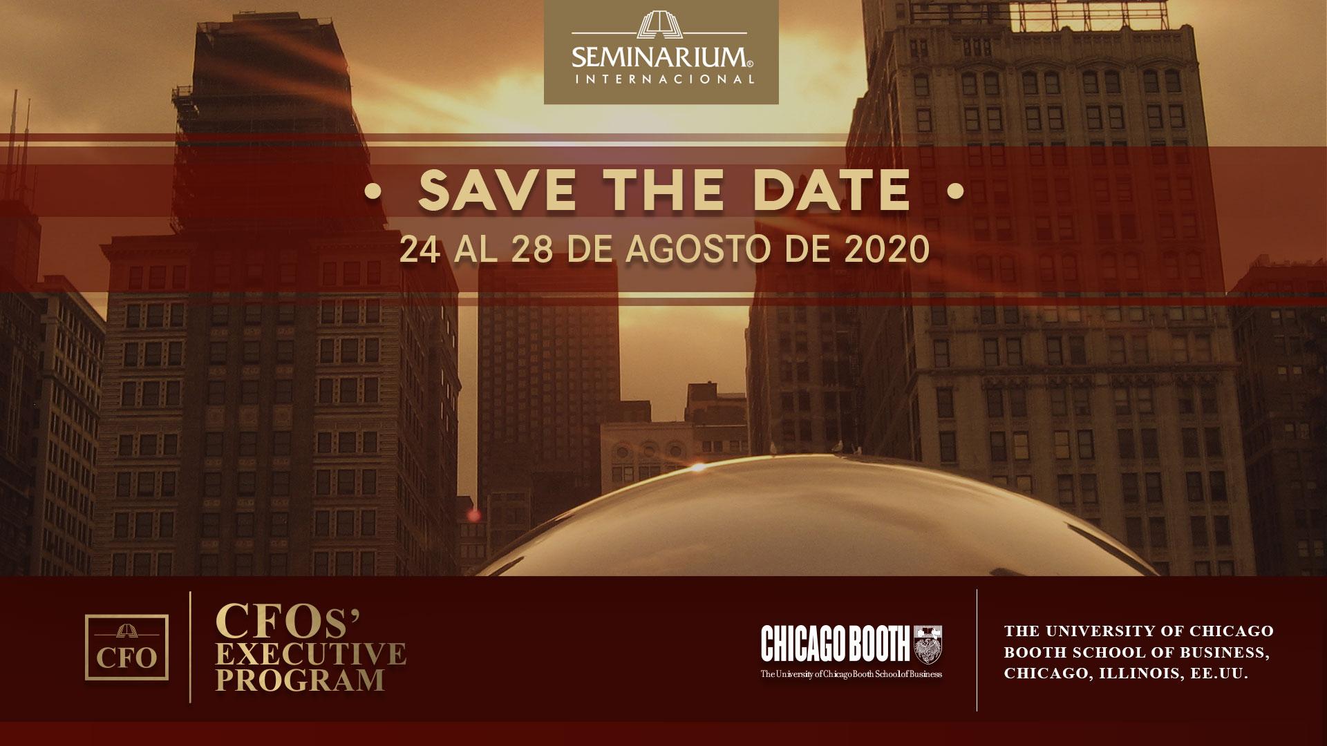 Programa Executive CFOs Executive Program en Chicago Booth