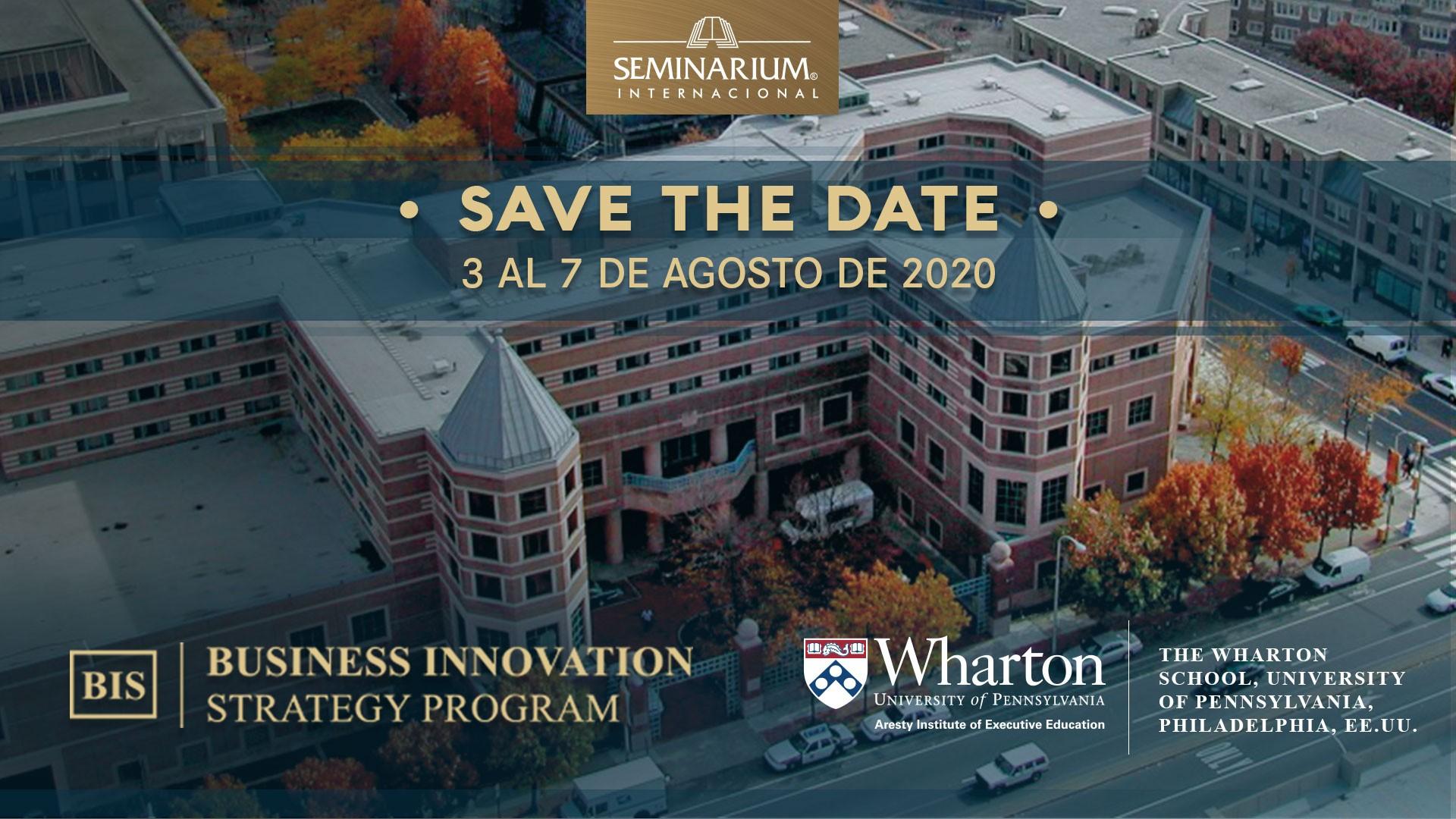 BIS - Business Innovation Strategy Program