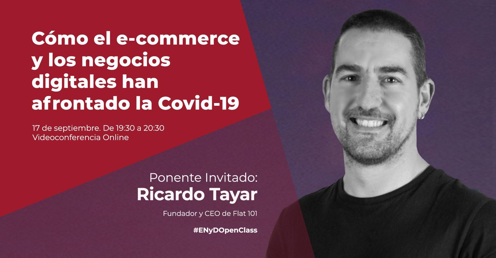 OpenClass Ricardo Tayar