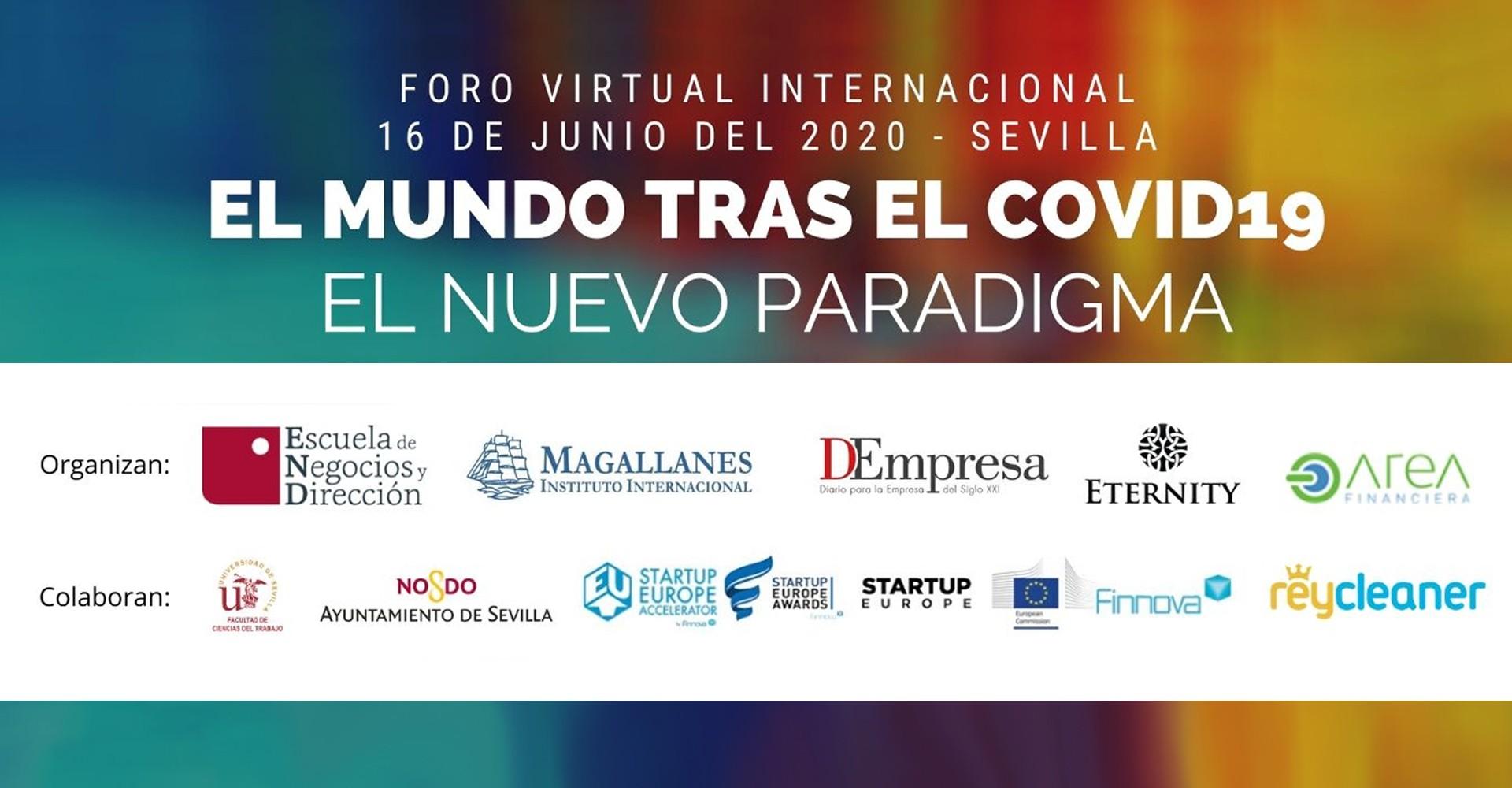 Evento online Covid-19