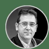 Rafael Alcalde Docente ENyD