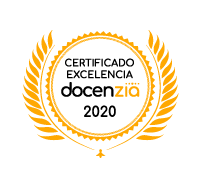 Certificado de excelencia - Docenzia